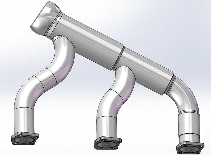 Exhaust Components Engineering