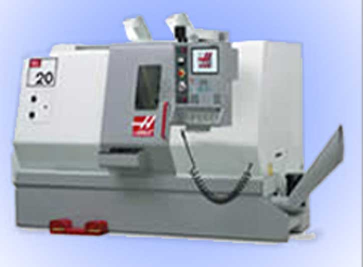 Haas Super VF4 CNC Machining Center