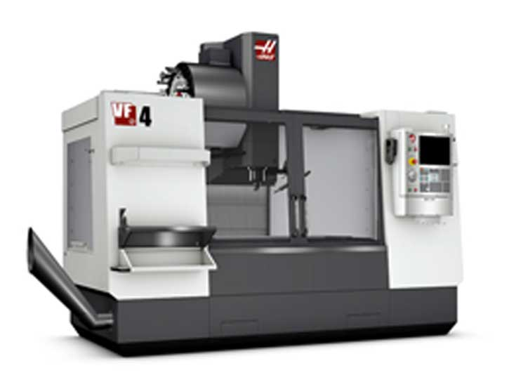 Haas VF2SS 3 Axis Vertical Mill