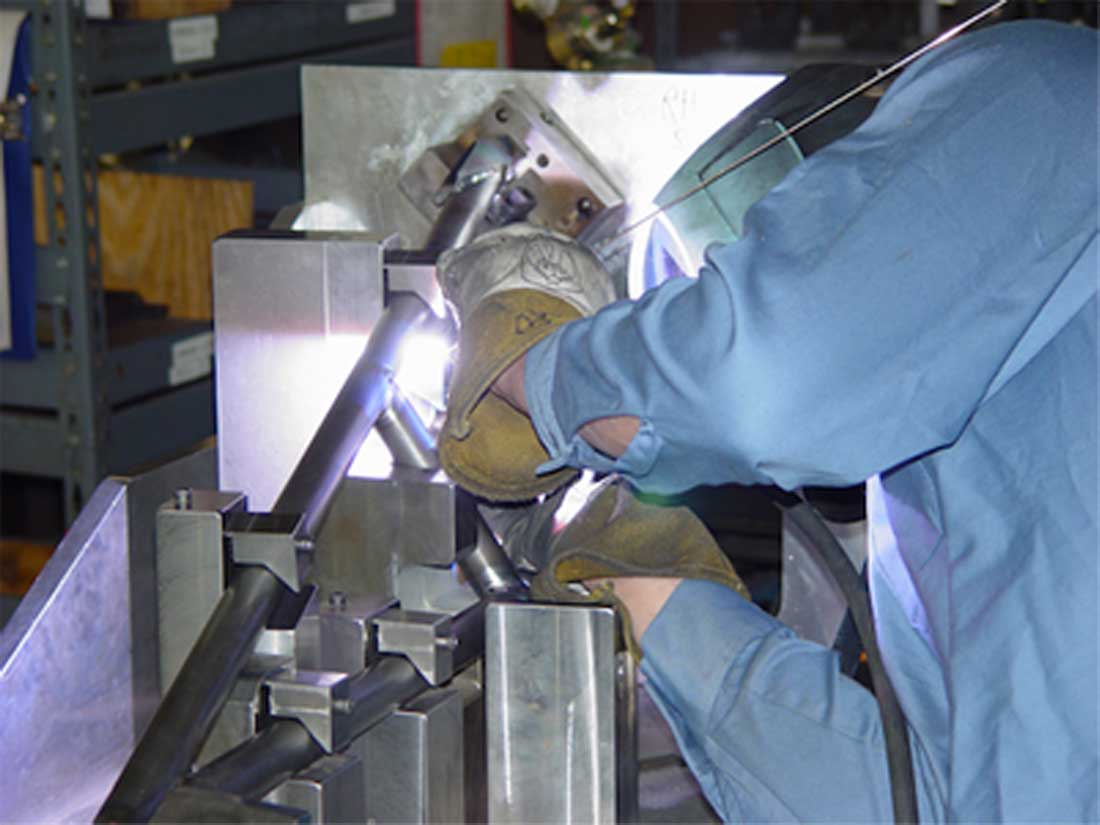 In-House Aircraft Parts Machining