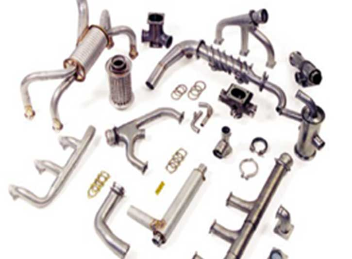 Used Exhaust Components